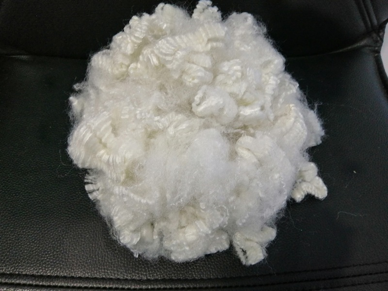 10D Hollow Siliconized Polyester Staple Fiber